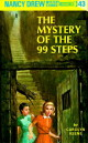 The Mystery of the 99 steps Nancy Drew